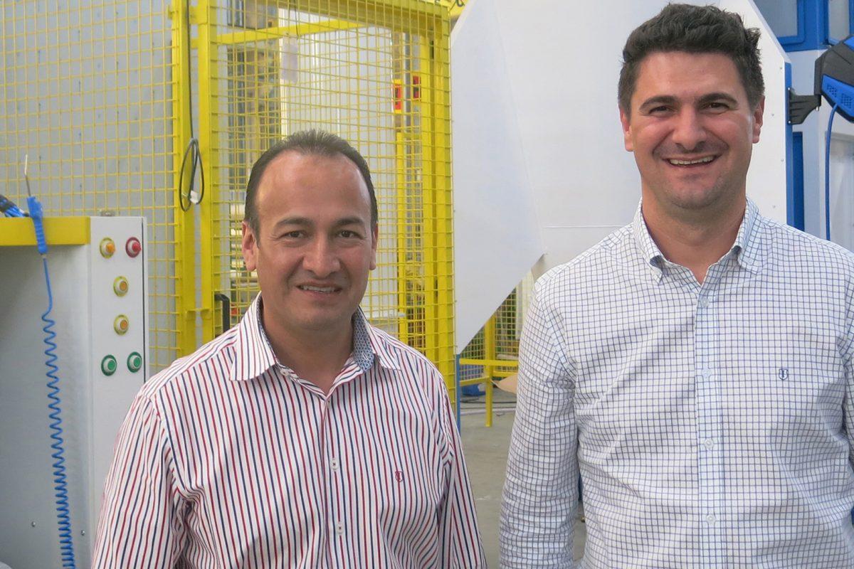 ERZINGER anuncia novo diretor comercial