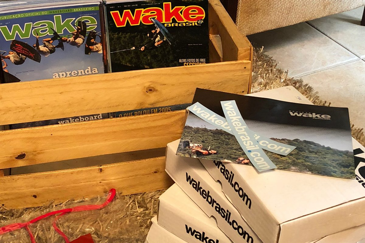 BOX COLLECTION Wake Brasil Magazine