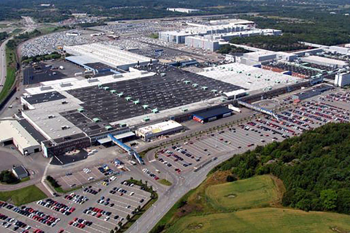 Volvo vai efetivar nova instalação de pintura em Torslanda