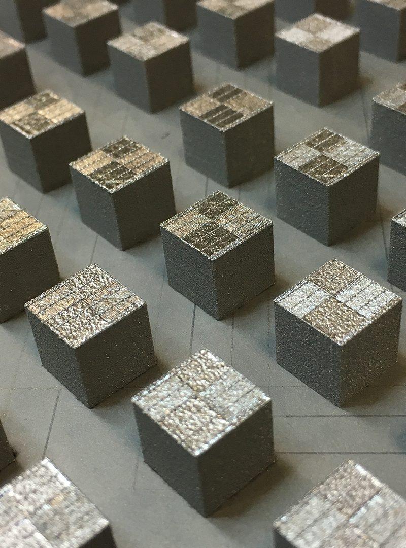 Centros de pesquisa propõem hub em manufatura aditiva
