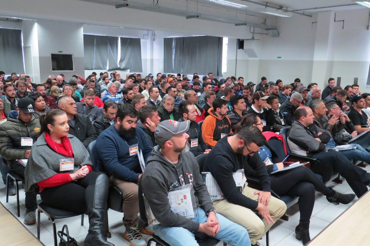 SITIVESP promove encontro de Repintura Automotiva em Curitiba