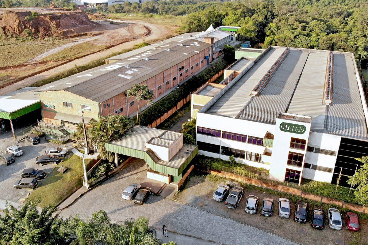 A Braspo expande sua área fabril em mais 3.000m²