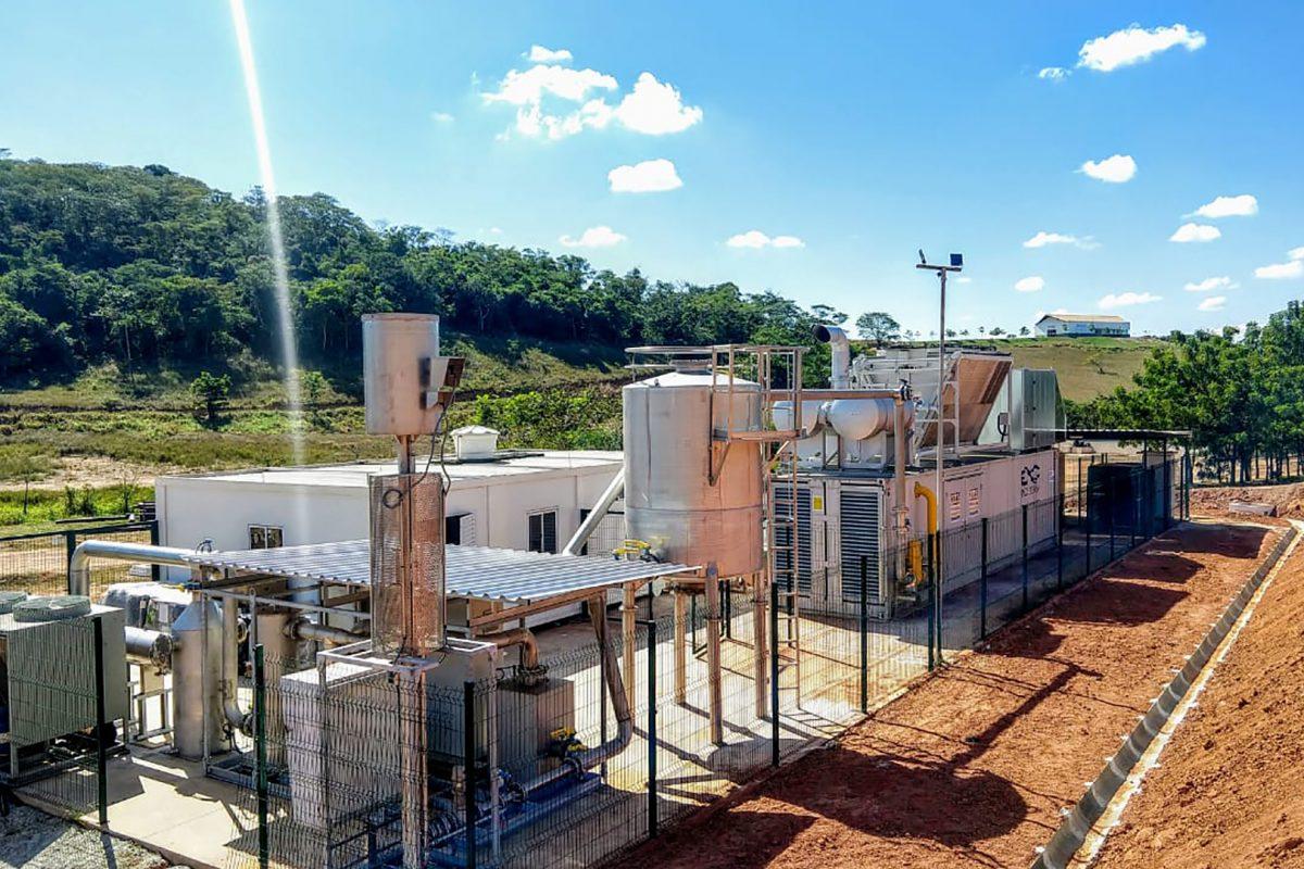 Maranhão inaugura usina de biogás