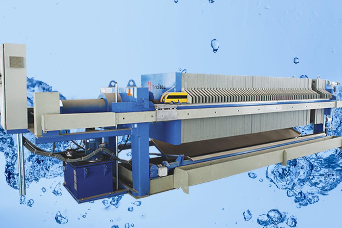 TECITEC, sistemas para filtração e tratamento de efluentes