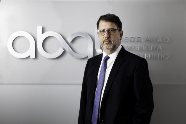 Milton Rego, presidente-executivo da ABAL