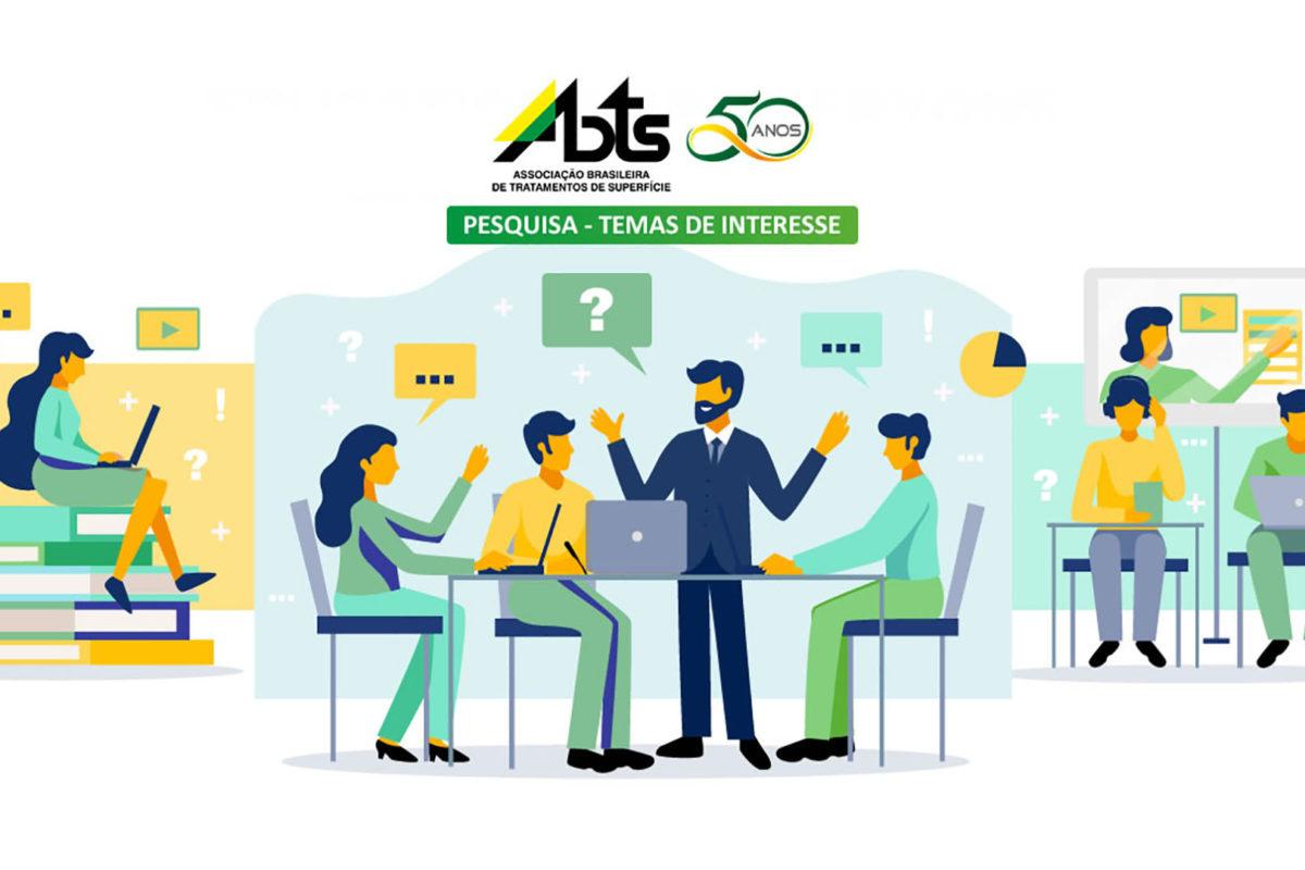Pesquisa ABTS | Temas de Interesse