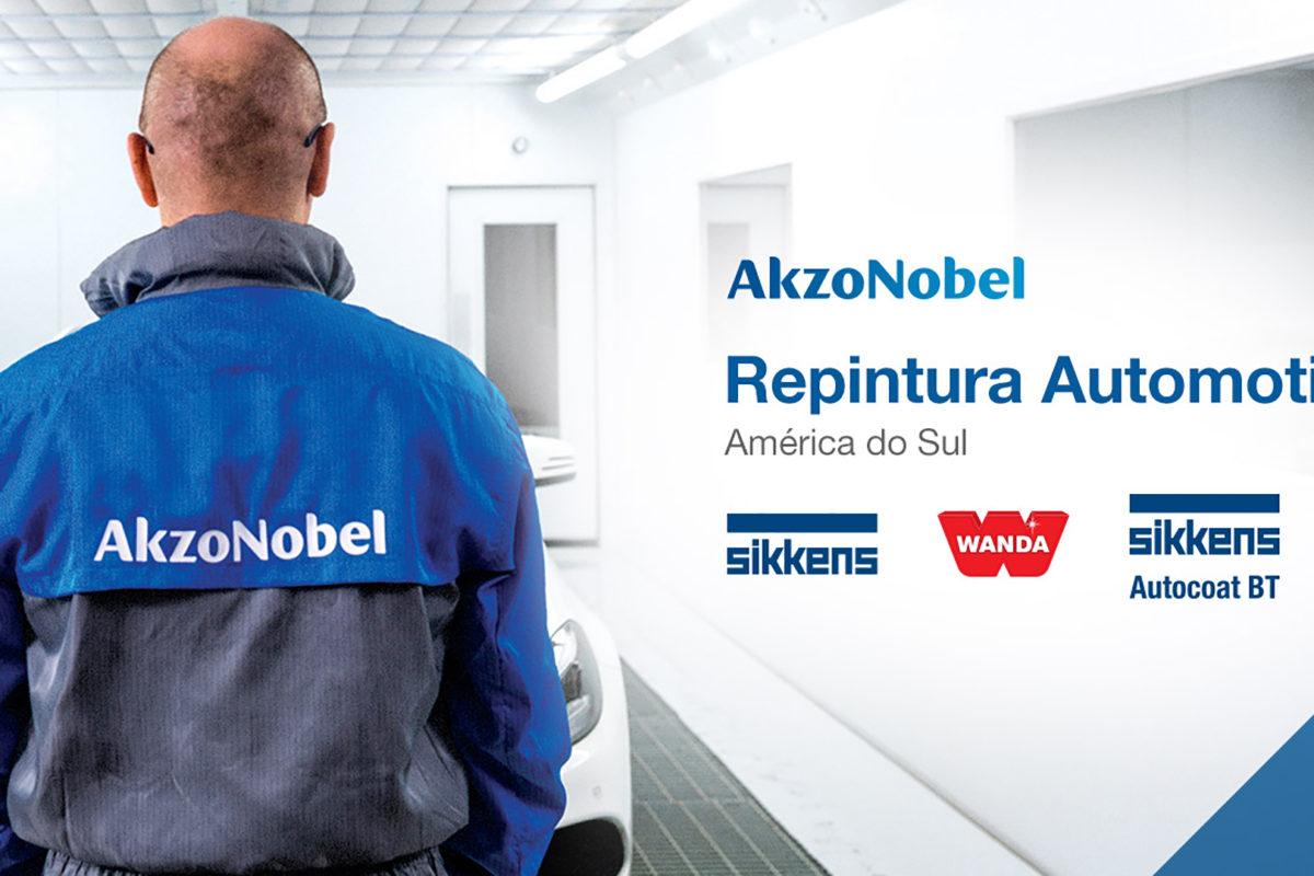 AkzoNobel tira dúvidas online sobre repintura automotiva