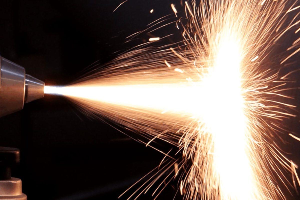 A metalização por aspersão térmica e o seu universo de aplicações
