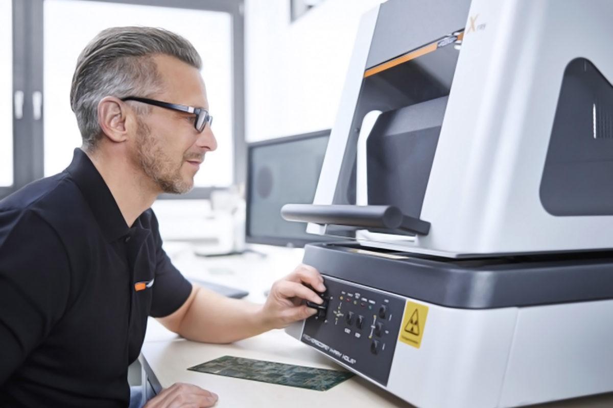 Treinamento Fischer do Brasil sobre Fluorescência de Raios -X