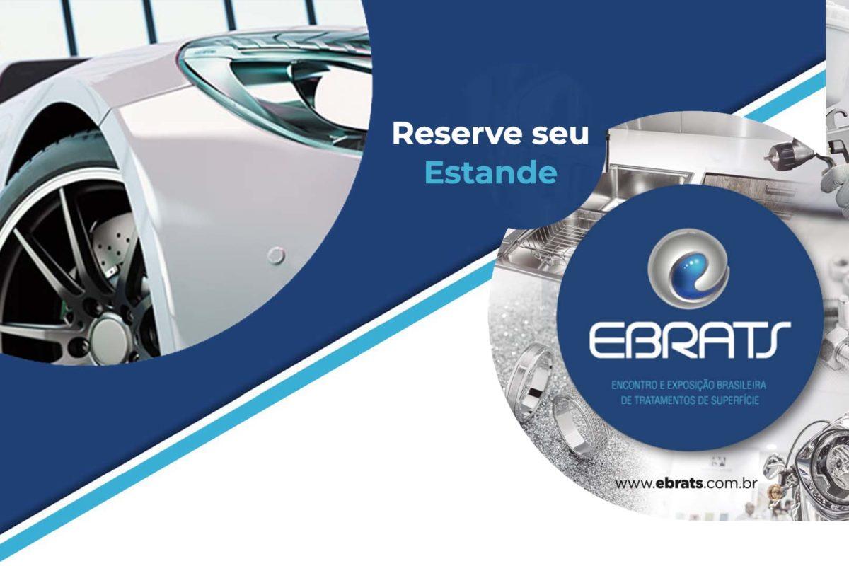 17º EBRATS será realizado em 2021 junto com as feiras Tubotech e Wire South America