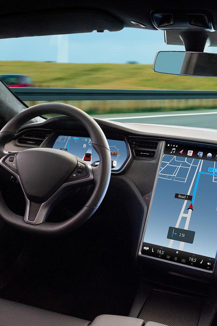 Soluções de revestimentos automotivos no segmento da mobilidade