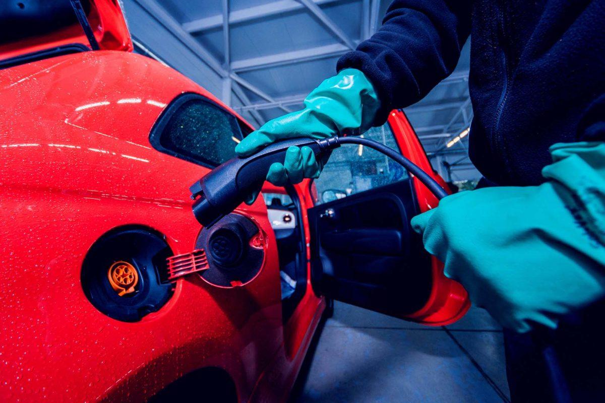 Maxion avança em soluções para veículos elétricos