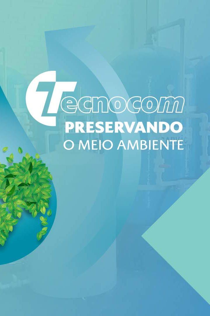 Tecnocom componentes para Tratamento de Água