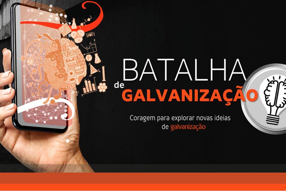 """ICZ Apoia: Desafio """"Batalha de galvanização"""" da Nexa"""